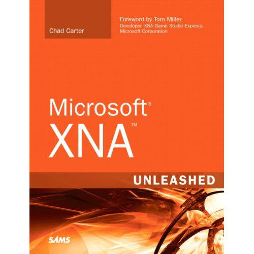 XNA Unleashed Book Cover